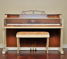 My first piano is the only source for digital pianos and their maintenance. Visit our piano store in Phoenix to see our full line of piano products. Piano Bar, Piano Music, Painted Pianos, Painted Furniture, Piano Restoration, Used Piano, Piano Store, Digital Piano, Instruments