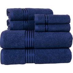 Alcott Hill Hotel 6 Piece Towel Set Color: