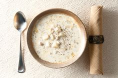 maine chowder recipe, best clam chowder i've ever had, i make without bacon