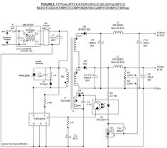 SMPS with two outputs ,12v 3A(max) , 24V 2A(max) - Electrical Engineering Stack Exchange Power Supply Design, Stack Exchange, Power Supply Circuit, Simple Circuit, Power Ranges, Electronic Circuit Projects, Application Design, Voltage Regulator, Electrical Engineering