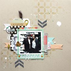** Chic Tags- delightful paper tag **: challenge sundays