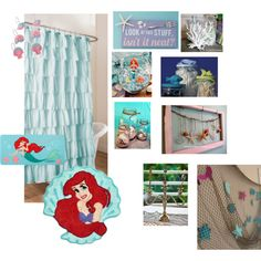 Find This Pin And More On Girls Bathroom Little Mermaid Bathroom