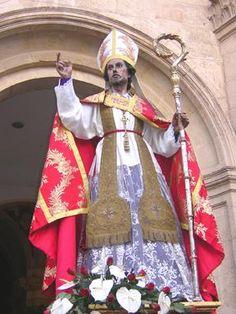 3 de Febrero – San Blas –  Blasius – Patrón de la Garganta – de los Locutores http://www.yoespiritual.com/eventos-espirituales/3-de-febrero-san-blas-blasius-patron-de-la-garganta-de-los-locutores.html