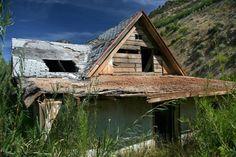 Thistle, Utah -- ghost town