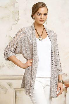 Вязаные женские кардиганы. Модные кардиганы весна 2015   3vision - Fashion blog