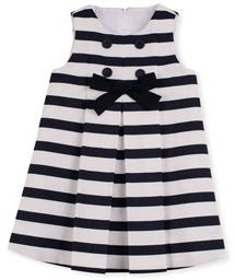Florence Eiseman Blue Ribbon Bow Dress, Sizes 12-24 Months on shopstyle.com