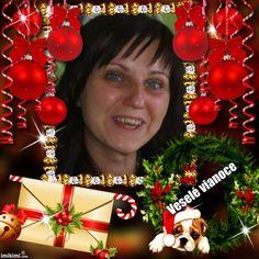 Special Christmas frame
