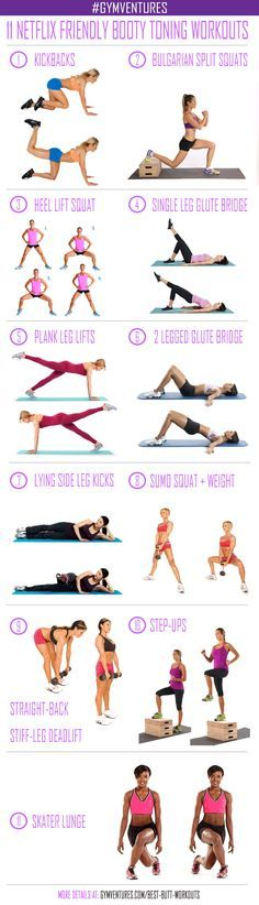 Booty-Toning-Workouts---Best-Butt-Workouts-&-Exercises