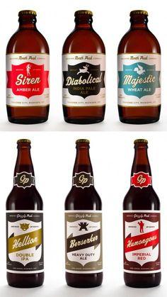 DESIGN CONTEXT: Responsive//Leeds Brewery//Beer label designs