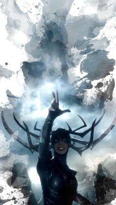 Bela from Thor: Ragnarok Marvel Hela, Marvel Comics, Marvel Villains, Marvel Fan, Marvel Heroes, Marvel Avengers, Hela Thor, Marvel Characters, Loki Laufeyson