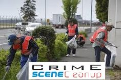 The crime scene cleanup crew are given the perfect training to deal with the situations like excessive blood over the place and other sensitive elements. They can work in conjunction with the security personnel to establish facts related to the crime scene which can facilitate to find evidence.