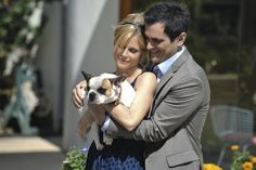 Claire and Phil Dunphy - Modern Family