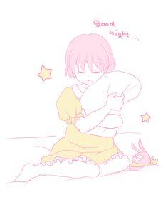 Akane & Pi-chan by mutsuki