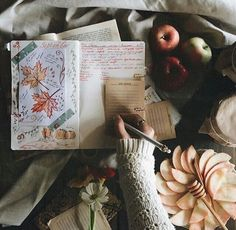 The traveler who journals everything