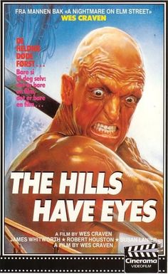 the hills have eyes Sci Fi Horror Movies, Scary Movies, Horror Art, Good Movies, Man Movies, The Hills Have Eyes, Horror Movie Posters, Vintage Horror, Video Film
