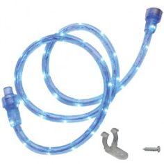 Standard 9w 120v led rope light 12 foot length green rope standard 9w 120v led rope light 12 foot length blue light aloadofball Gallery