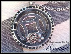 South Hill Designs large midnight locket with diamond screen, antique rose, and pearl accents. Photo by amy jo hiort. South Hill Designs, Be Your Own Kind Of Beautiful, Antique Roses, Silver Diamonds, Homemade Gifts, Cool Gifts, Swarovski Crystals, Sparkle, Brooch