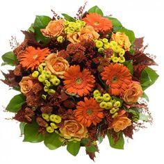 Warm Hearts Bouquet to Bosnia-Herzegovina