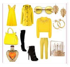 """Bez naslova #15"" by jasmina-ishak ❤ liked on Polyvore featuring Lands' End, Dolce&Gabbana, Wildfox, Miu Miu, Versace, Marika, Sephora Collection and Victoria's Secret"