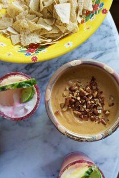 Salsa de Cacahuate i