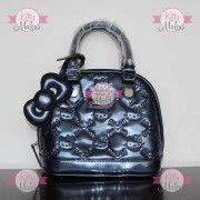 Bolsa CHICA De Mano Loungefly Color Azul De Prusia Hello Kitty