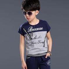 $24.99 (Buy here: https://alitems.com/g/1e8d114494ebda23ff8b16525dc3e8/?i=5&ulp=https%3A%2F%2Fwww.aliexpress.com%2Fitem%2FKids-Clothes-Boys-Set-Summer-Children-Clothing-Set-Sport-Suits-for-Boys-Toddler-Baby-T-Shirts%2F32693630486.html ) Kids Clothes Boys