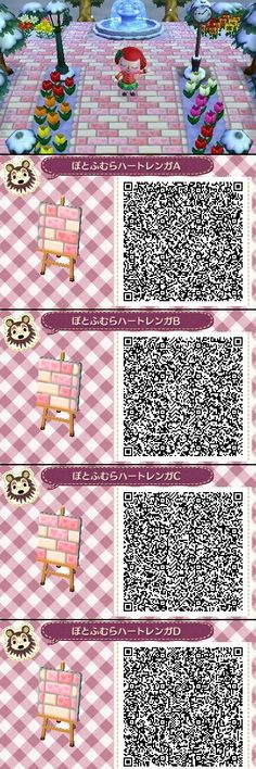 51 Best Animal Crossing New Leaf Qr Codes Images Acnl Paths