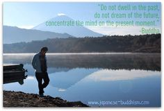 Mount Fuji, peace and a quote from Buddha