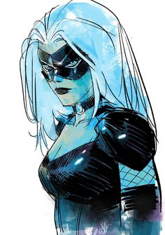The Siren - Black Canary by Otto Schmidt * Comic Book Artists, Comic Book Characters, Comic Artist, Comic Books Art, Arrow Black Canary, White Canary, Batman Comic Art, Marvel Dc Comics, Batman Robin