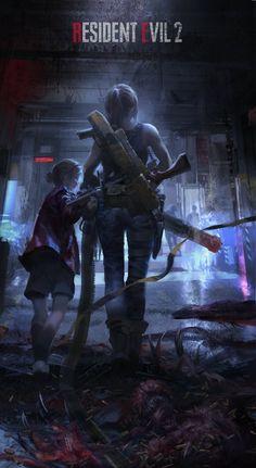 Resident Evil 2 – it Resident Evil Anime, Resident Evil Girl, Resident Evil 3 Remake, Evil Games, Mundo Dos Games, Umbrella Corporation, Evil Art, Jill Valentine, Video X