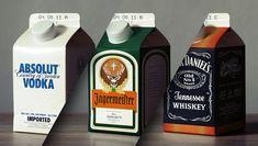 Spirit Product Design 'Ecohols' by Jørn
