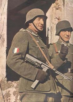 The 33rd Waffen Grenadier Division of the SS Charlemagne (1st French) and Charlemagne Regiment are collective names used for units of French volunteers in the Wehrmacht and later Waffen-