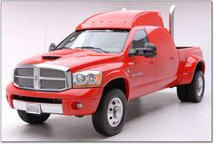 Dodge Ram 3500 Interstate Rated