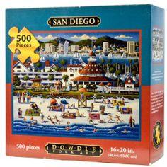(LIKE-NEW) Dowdle Hometown Christmas 500 Piece Puzzle Dowdle Folk Art,http://www.amazon.com/dp/B004FW48I4/ref=cm_sw_r_pi_dp_sqVZsb1G5ER0HRY5