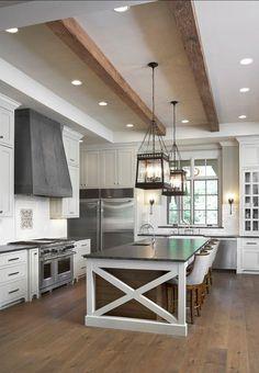 Transitional Kitchen Design.