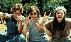 You gotta joint man? No.It'd be a lot cooler if you did.  Dazed and Confused.