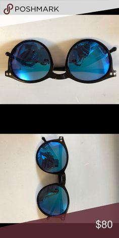 Wildfox Sunglasses Blue wildfox sunglasses Wildfox Accessories Glasses