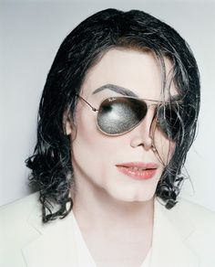 Michael Jackson Rankin Portraits Book Portrait Look a likes Dazed & Confused