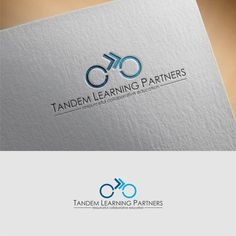 Tandem Learning Partners - Create a logo that brings a cyclist spirit to my education consulting business I provide education consulting services, primarily related to charter schools, to schools, local school districts, st...
