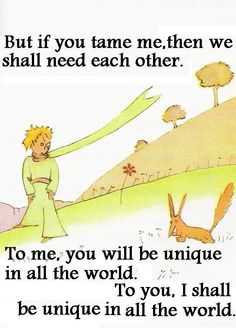 Most memorable quotes from The Little Prince , a Film based on Novel. Find important The Little Prince Quotes from book. The Little Prince Quotes about a prince's childhood. Check InboundQuotes for Petit Prince Quotes, Little Prince Quotes, Quotable Quotes, Book Quotes, Me Quotes, Woman Quotes, Little Prince Fox, Words Worth, Beautiful Words