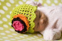 Chelsea's Attic: crochet hat
