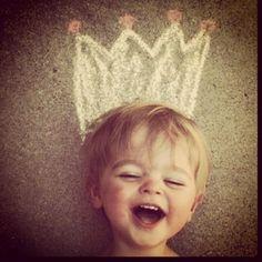 A cada sorriso, uma inspiração.