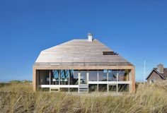 Dune House by Marc Koehler Architects: http://www.playmagazine.info/dune-house-marc-koehler-architects/