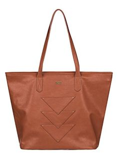Roxy Womens RoxyTM Mosaic Spirit  Tote Bag  Women  One Size  Brown Camel One Size >>> Details can be found by clicking on the image.