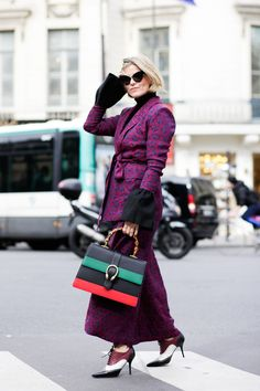 Street style, Paris Fashion Week: 10 shots that make winter dressing look like a breeze