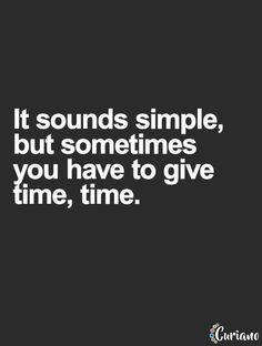 Sfeer: Dit is misschien de meest cliché uitspraak die er is als het om liefdesverdriet gaat, maar het is ook waar. De tijd heelt alle wonden en het beste wat je dus kan doen is gewoon afwachten en jezelf de tijd geven om over je liefdesverdriet te komen.