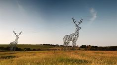 """A Power Transmission Tower"" Designed by DesignDepot. l 단순한 송전탑 하나에도 감성을."