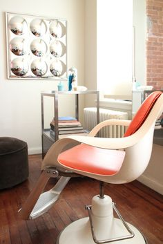Salon Chair.