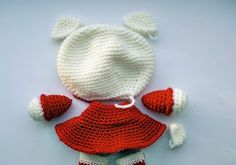 Master class from Larisa (Rosettes). Larisa will tell you how to tie a toy - amigurumi Hello Kitty. Knitted Hats, Crochet Hats, Cat Crochet, Crochet Food, Crochet Animals, Master Class, Pet Toys, Doll Clothes, Workshop