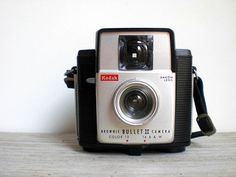 Vintage / Electronics / Camera / Brownie Bullet by WhiteDogVintage, $22.00
